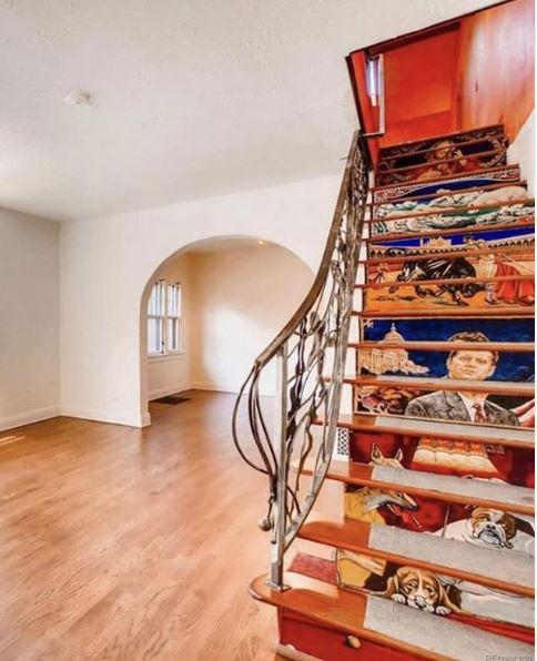 escaleras con motivos diferentes instagram diseños de interiores