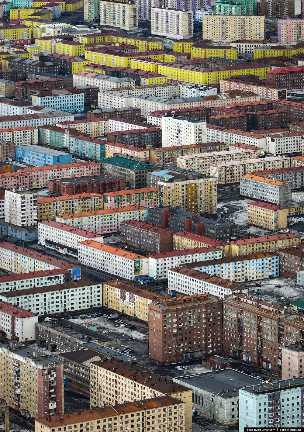 Norilsk ciudad