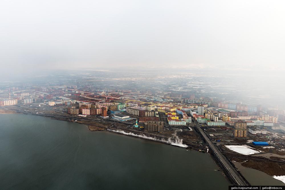 puerto de Norilsk