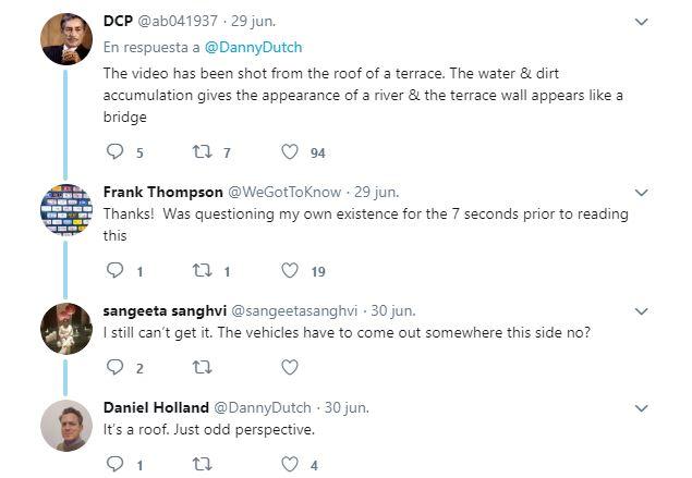 comentarios a un tuit viral