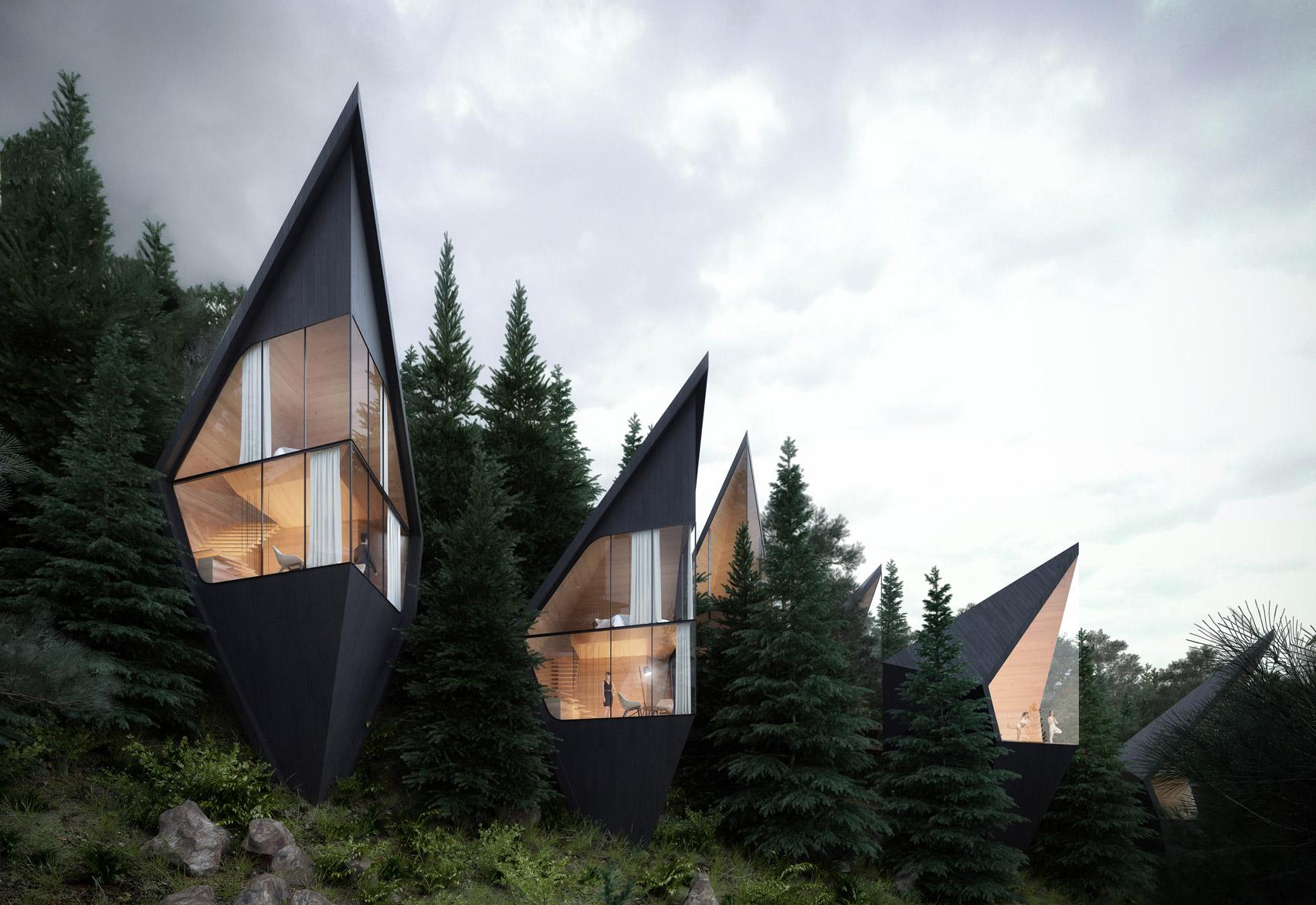suites bosque árboñ