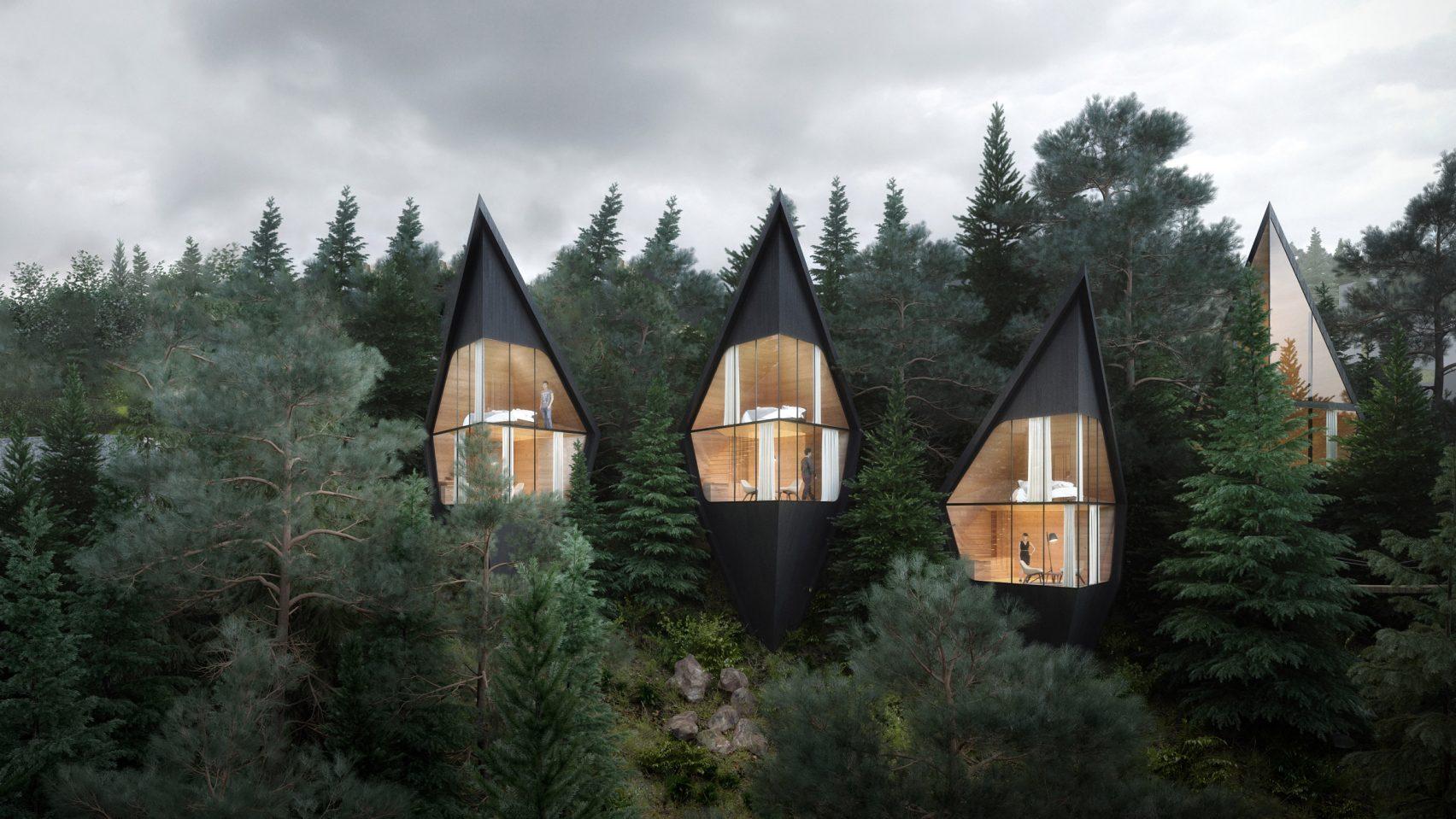 suites bosque