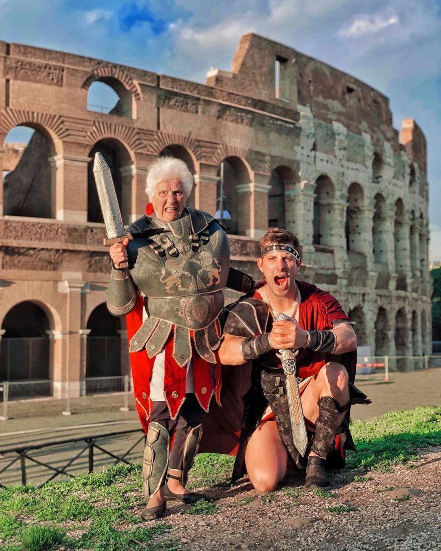 romanos coliseo