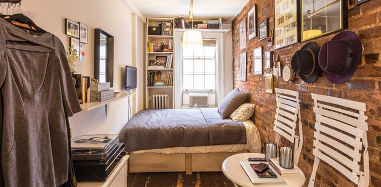 apartamento nueva york mini pequeño