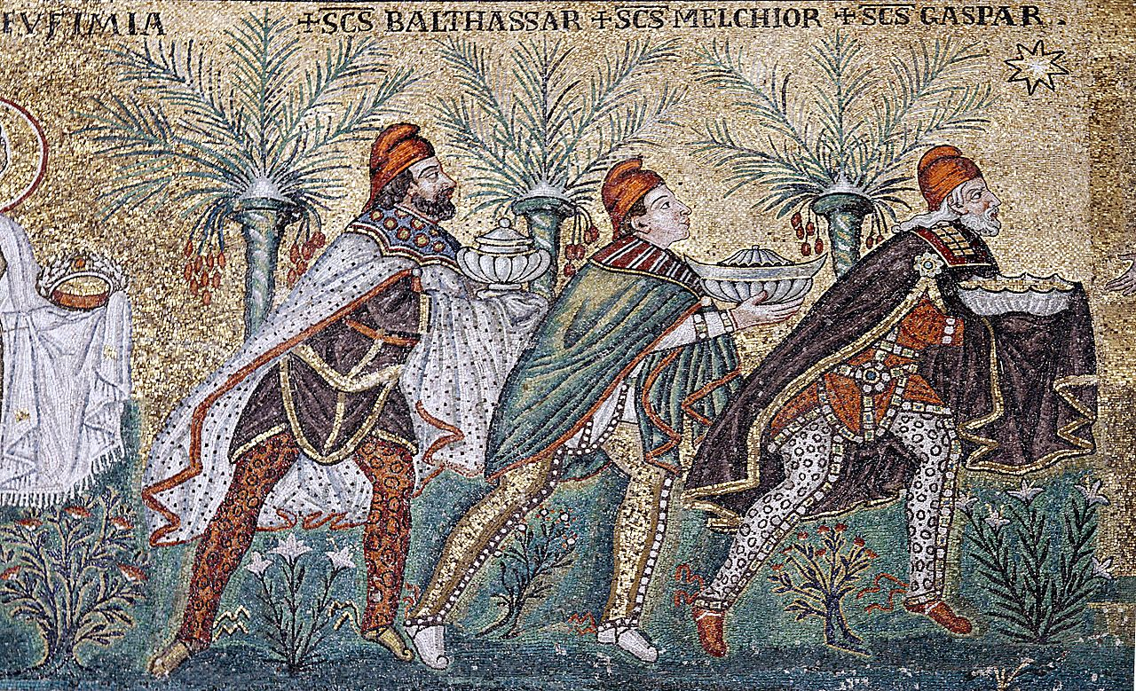 Mosaico de San Apolinar Nuovo