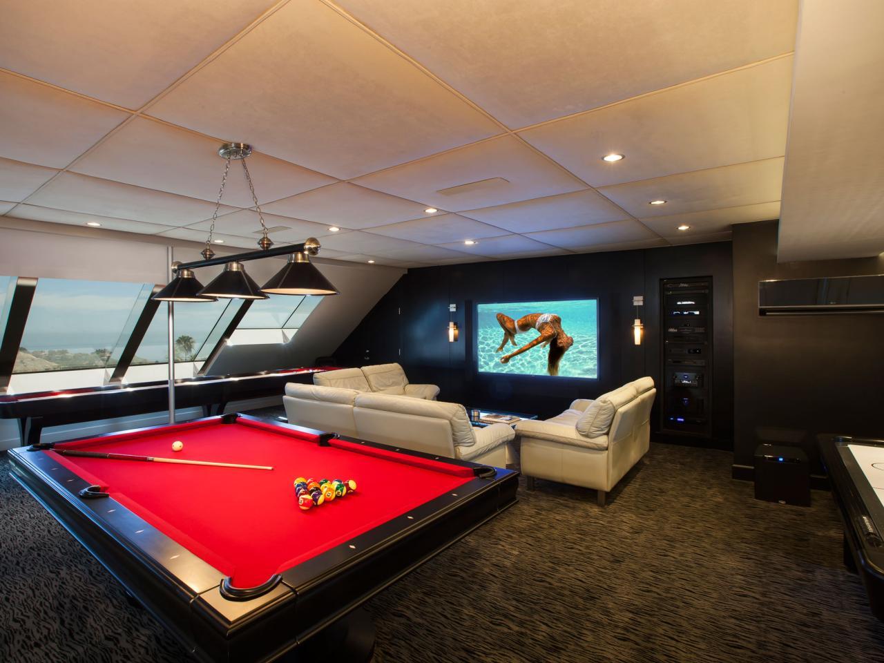 sala recreativa