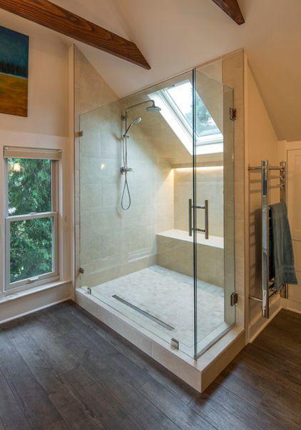 ducha con spa
