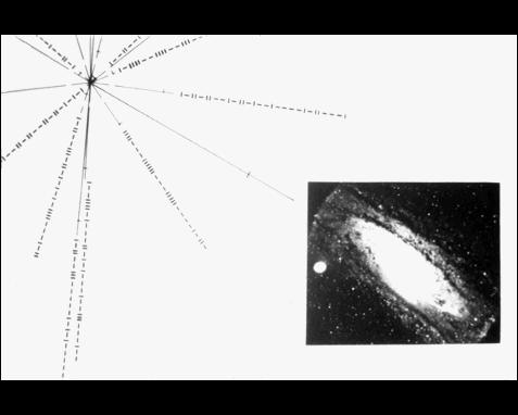 imagen del registro del Voyager 1