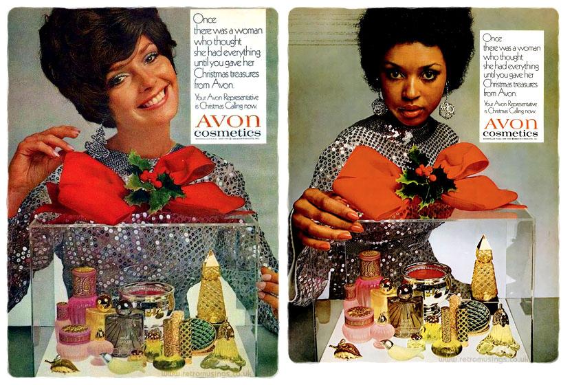Avon publicidad