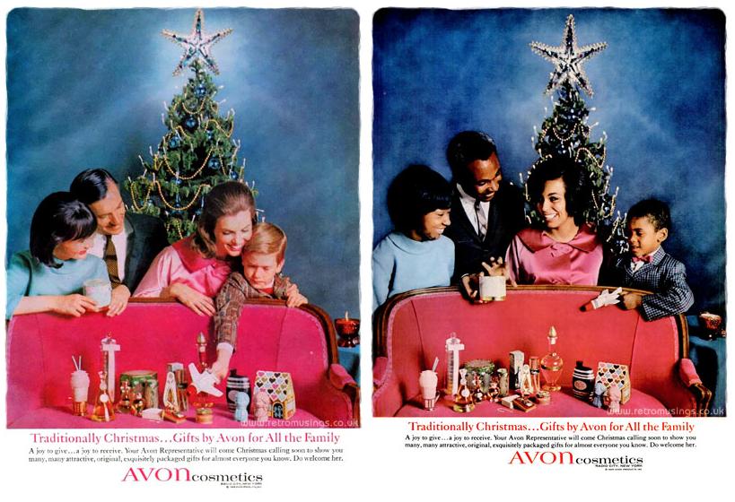 Navidad campaña avon