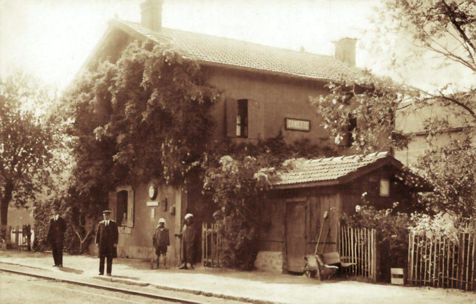 estación de tren de egipto