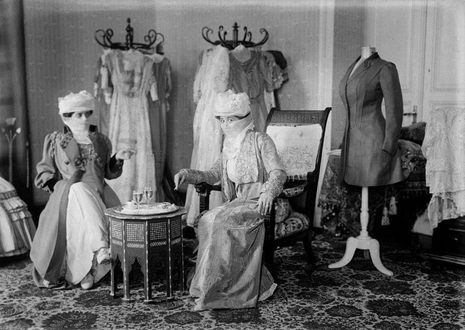 tienda de modistas