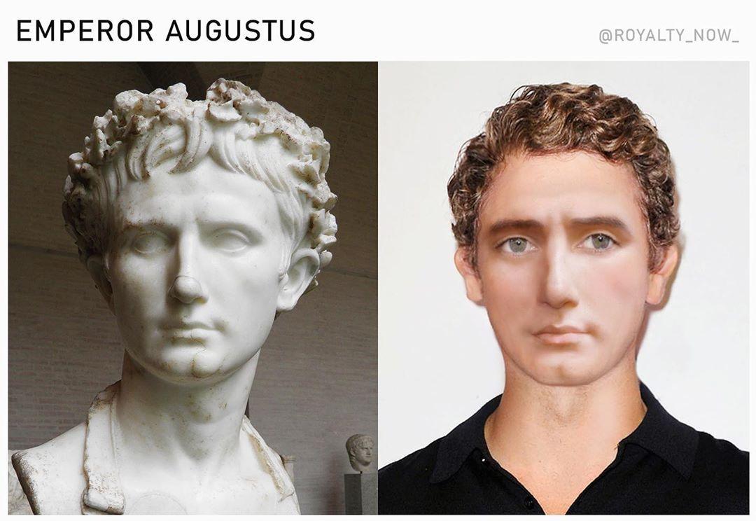 Emperador César Augusto