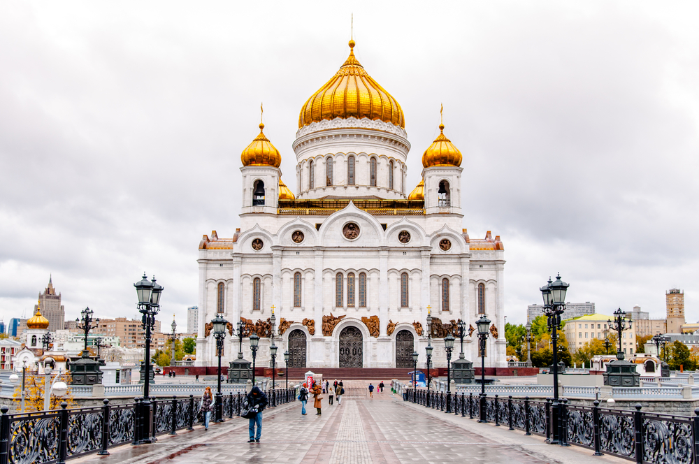 catedral moscú