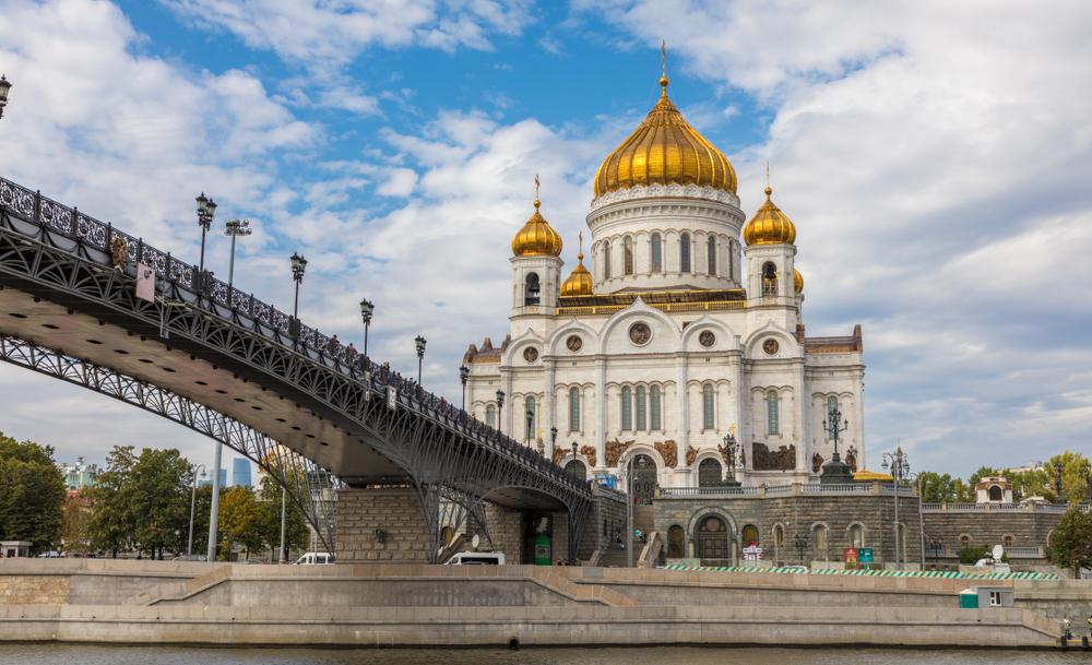 catedral ortodoxa moscú