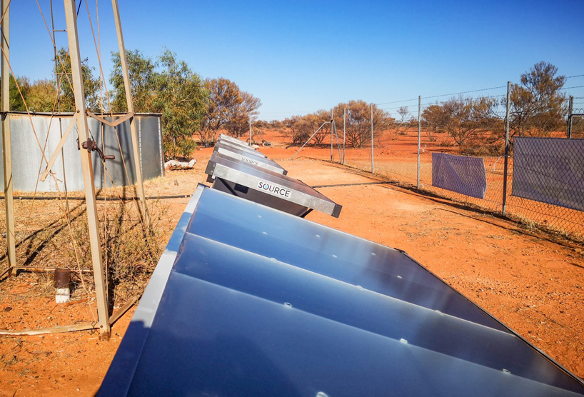 hidropanel solar