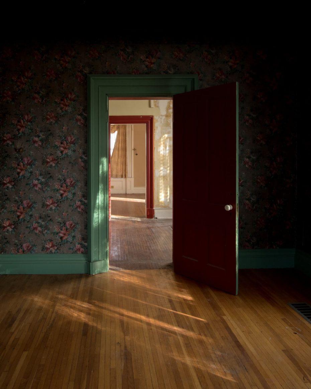 Mansion-James-Seymour-puerta