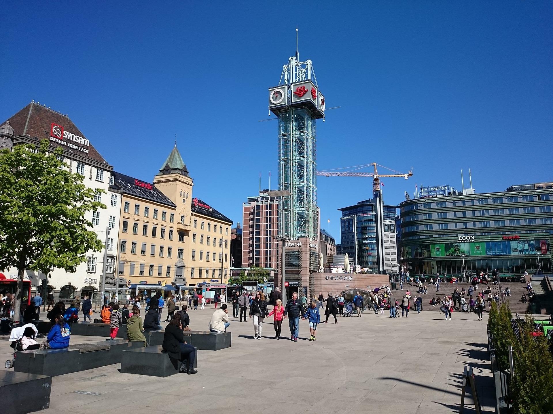 centro-Oslo