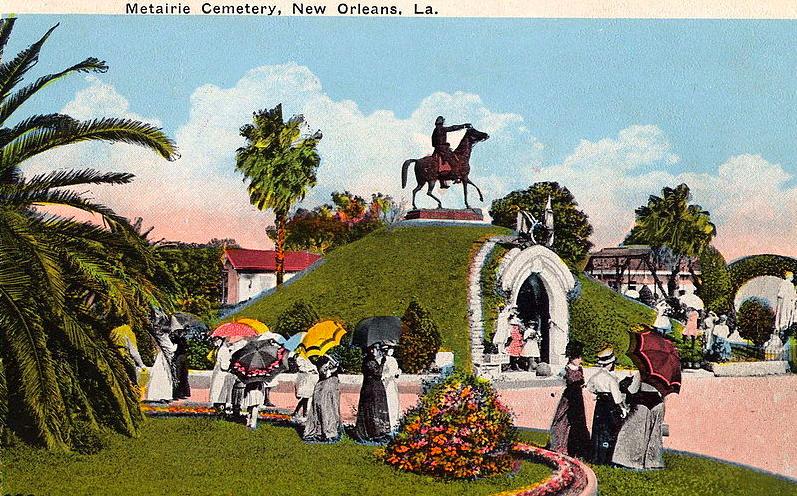 Cementerio-Metairie-Nueva-Orleans