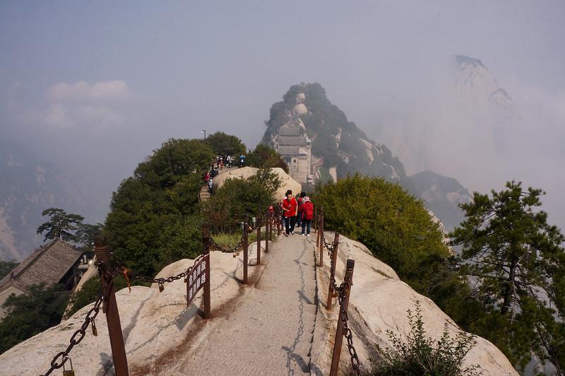 templos del monte hua