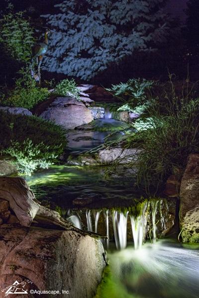 cascadas naturales jardín