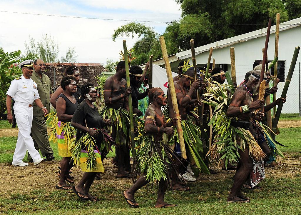 danza tradicional Vanuatu
