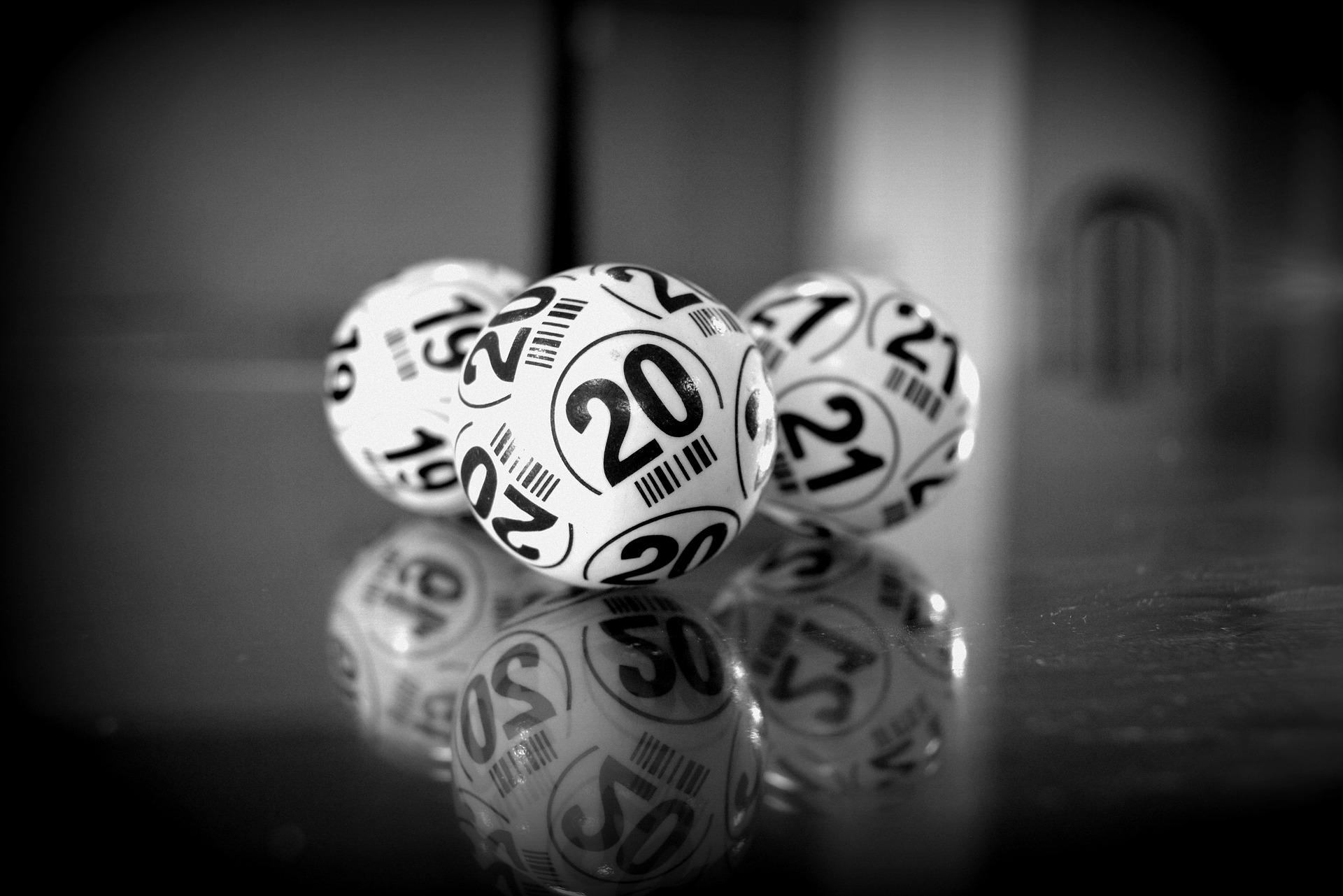 bolas lotería