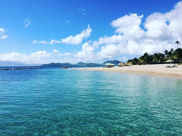 Nevis, Antillas