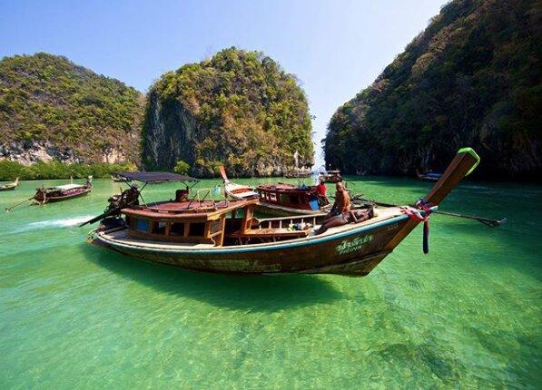 Isla Koh Hong, Tailandia