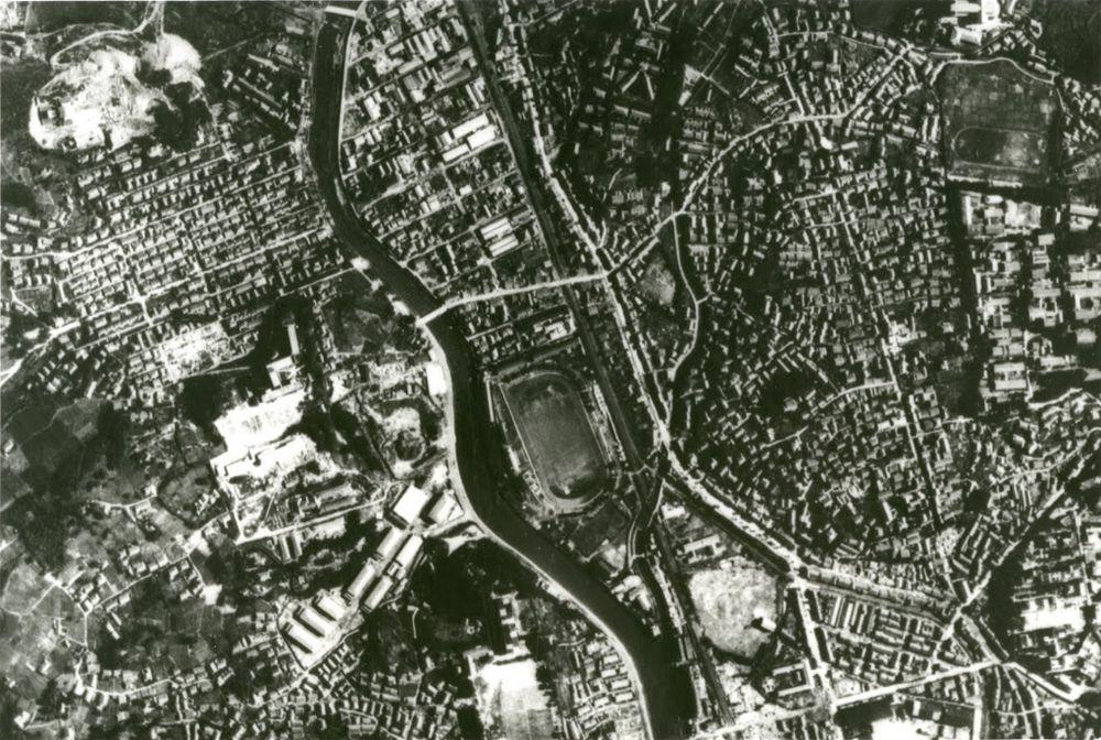 zona cero antes Nagasaki