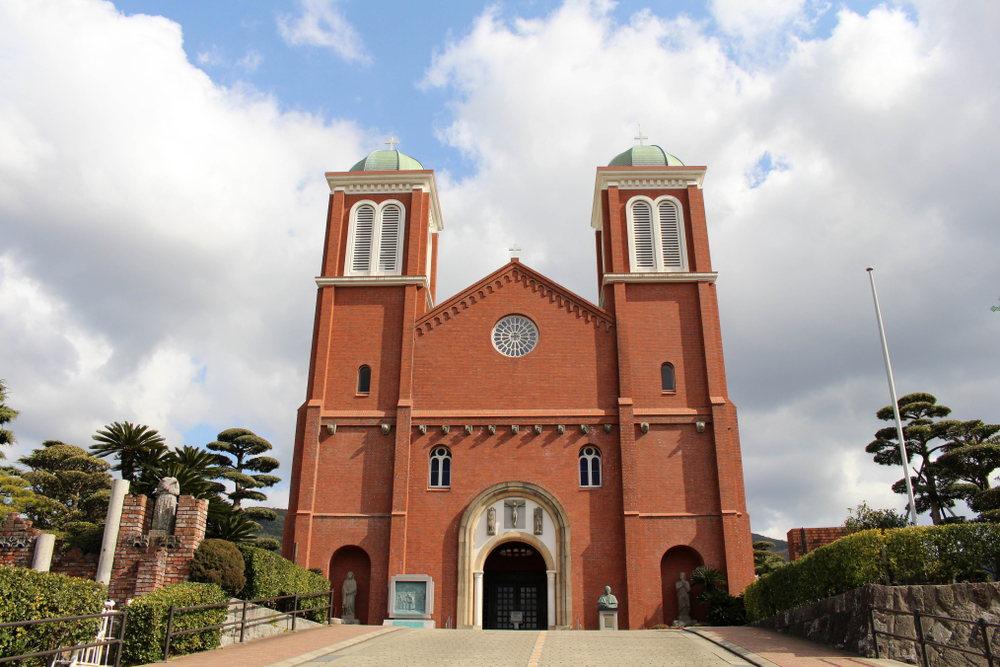iglesia de Urakami actualidad