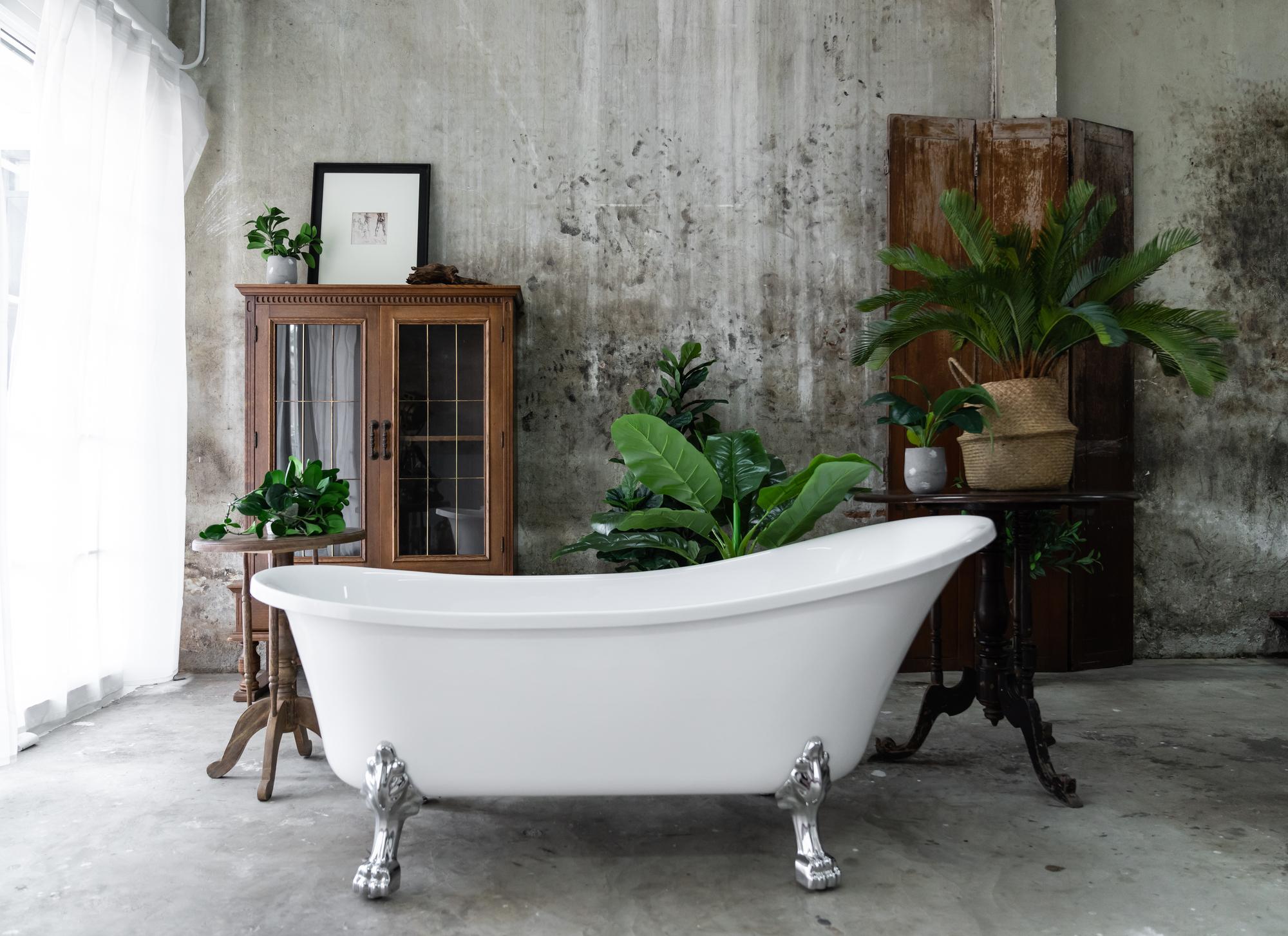 pantas-baño