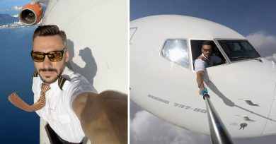selfies-avion