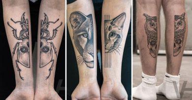 tatuajes-simetricos