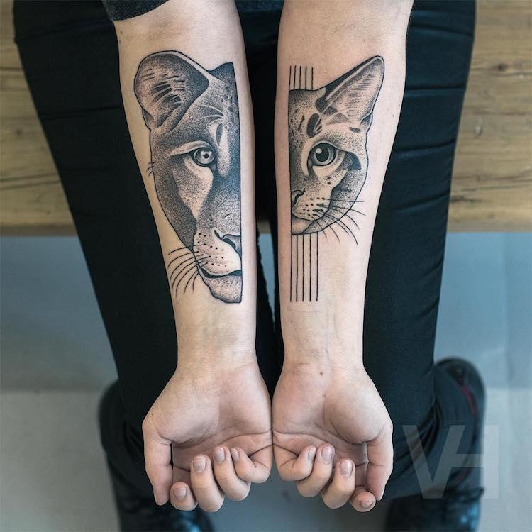 tatuajes simétricos 1