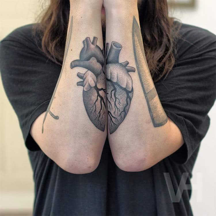 tatuajes simétricos 6