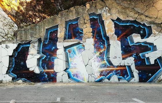 artista del graffiti portugal instagram