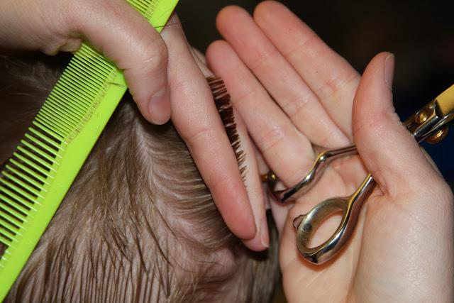 cortar el pelo a los niños tutorial sencillo