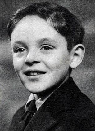 anthony hopkins de niño