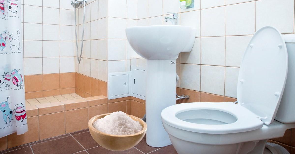 sal baño