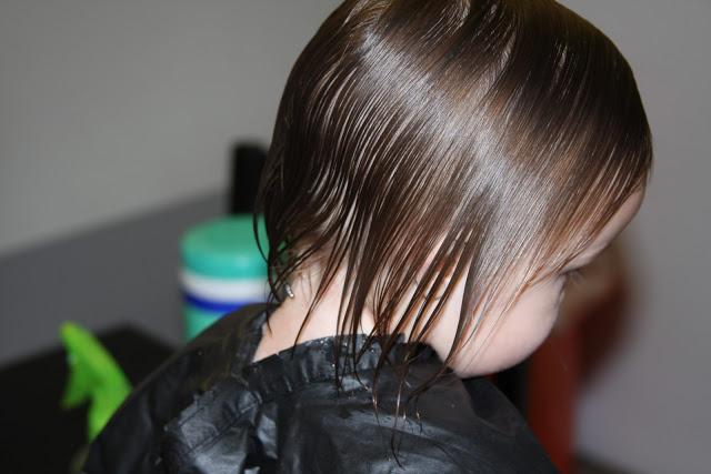 niña corte de pelo bob