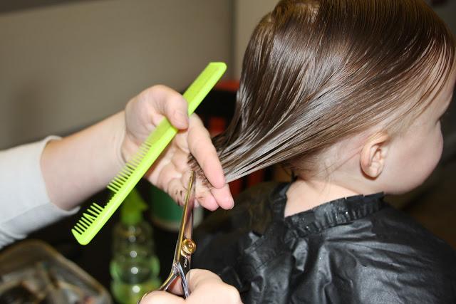 cortar el pelo a los niños corte bob