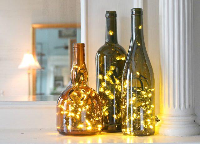 formas originales de iluminar una casa