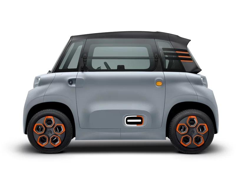 coche eléctrico mini
