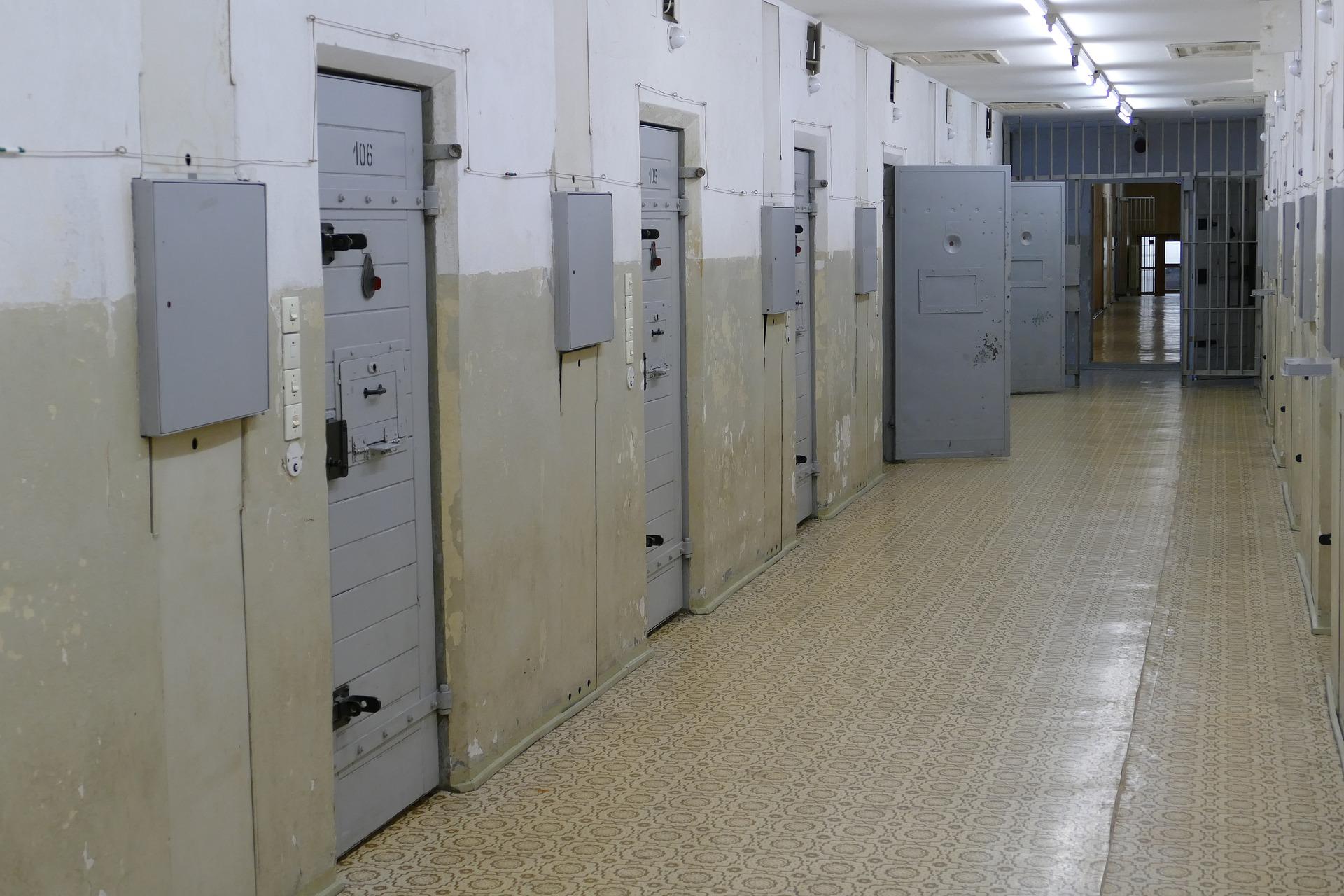 prisión celdas cárcel