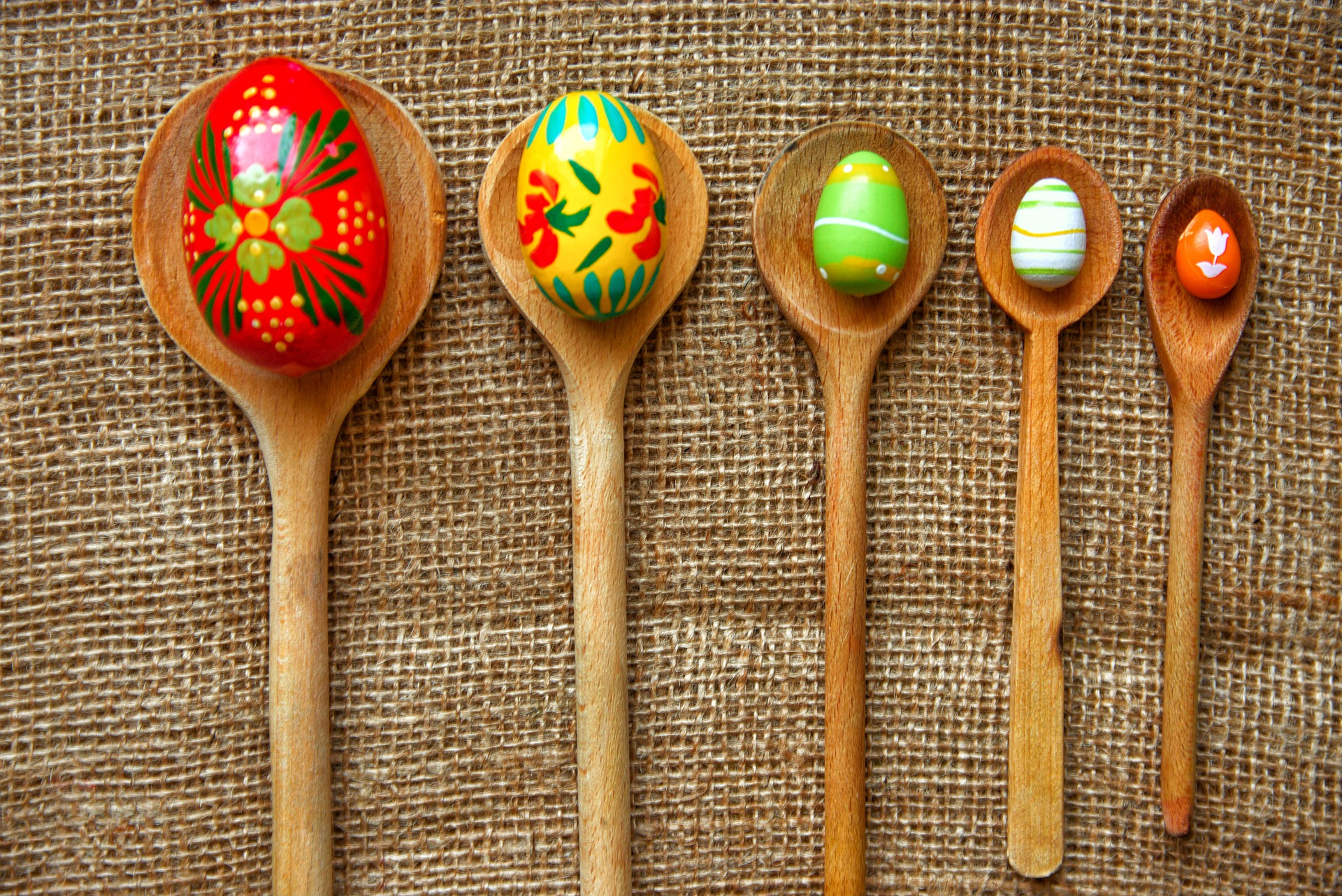 huevos cuchara