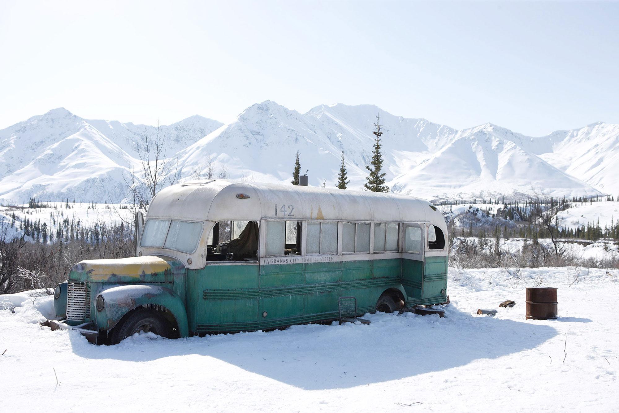 Autobús Chris McCandless