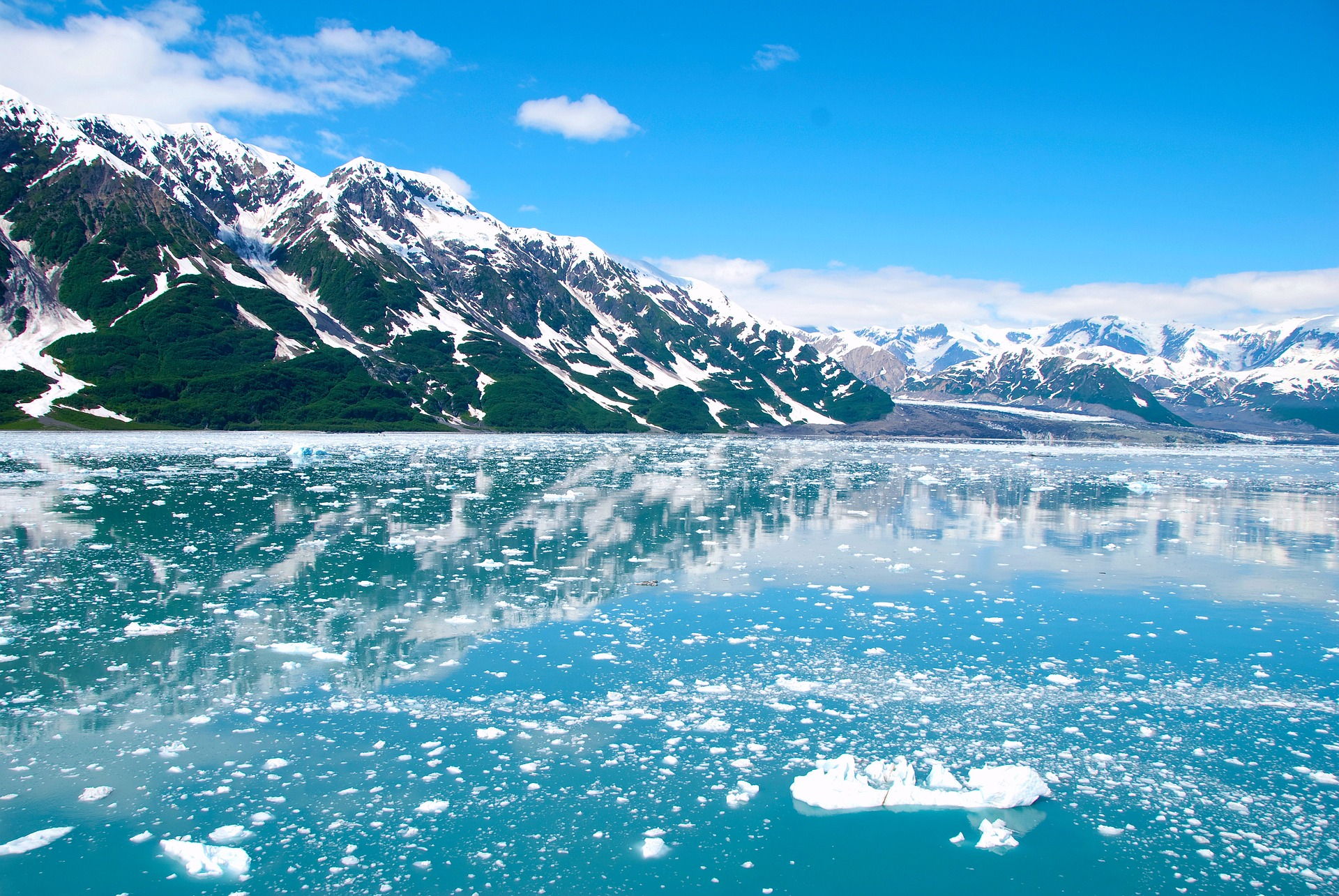 Alaska deshielo