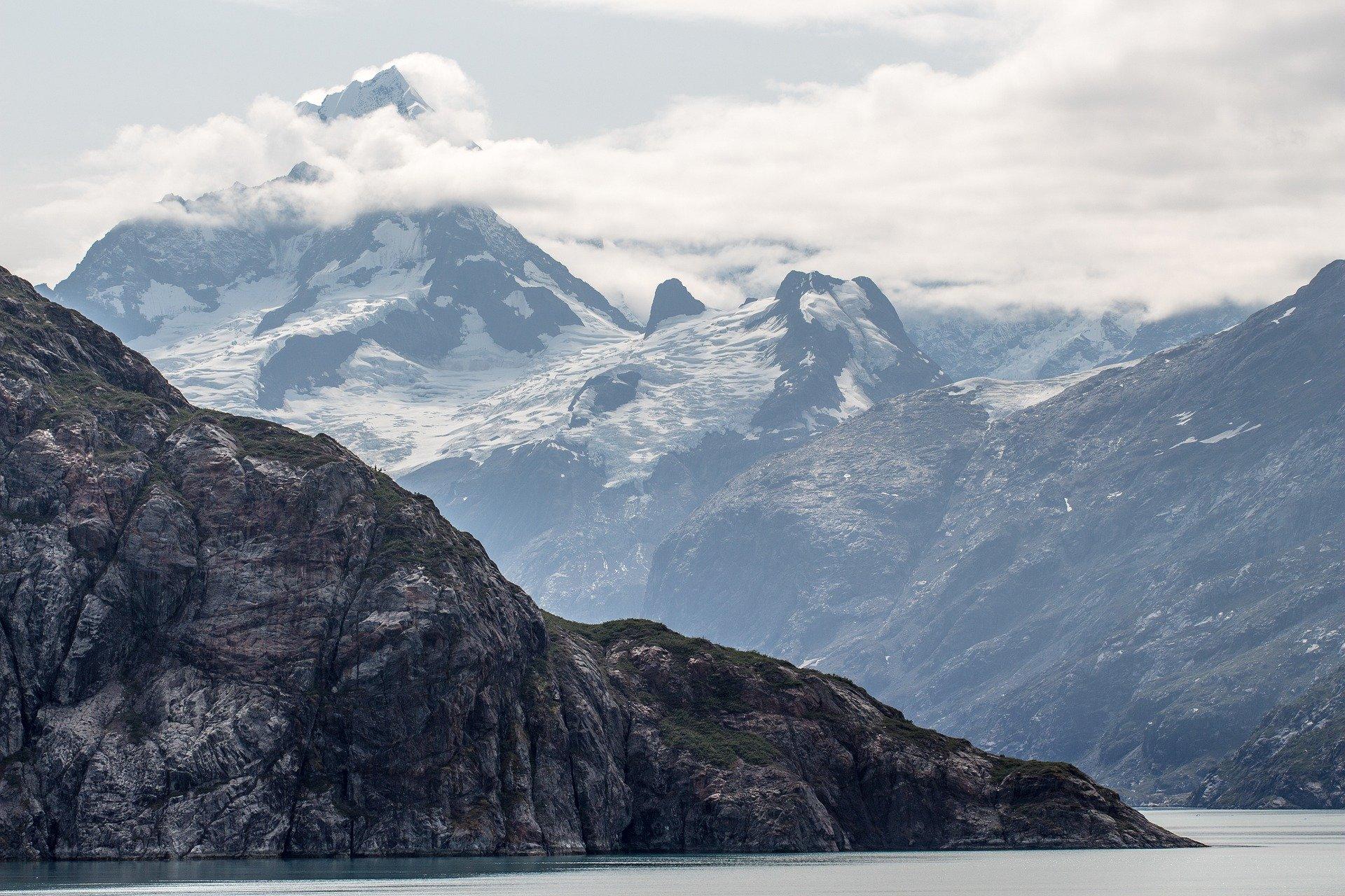 Montañas Alaska