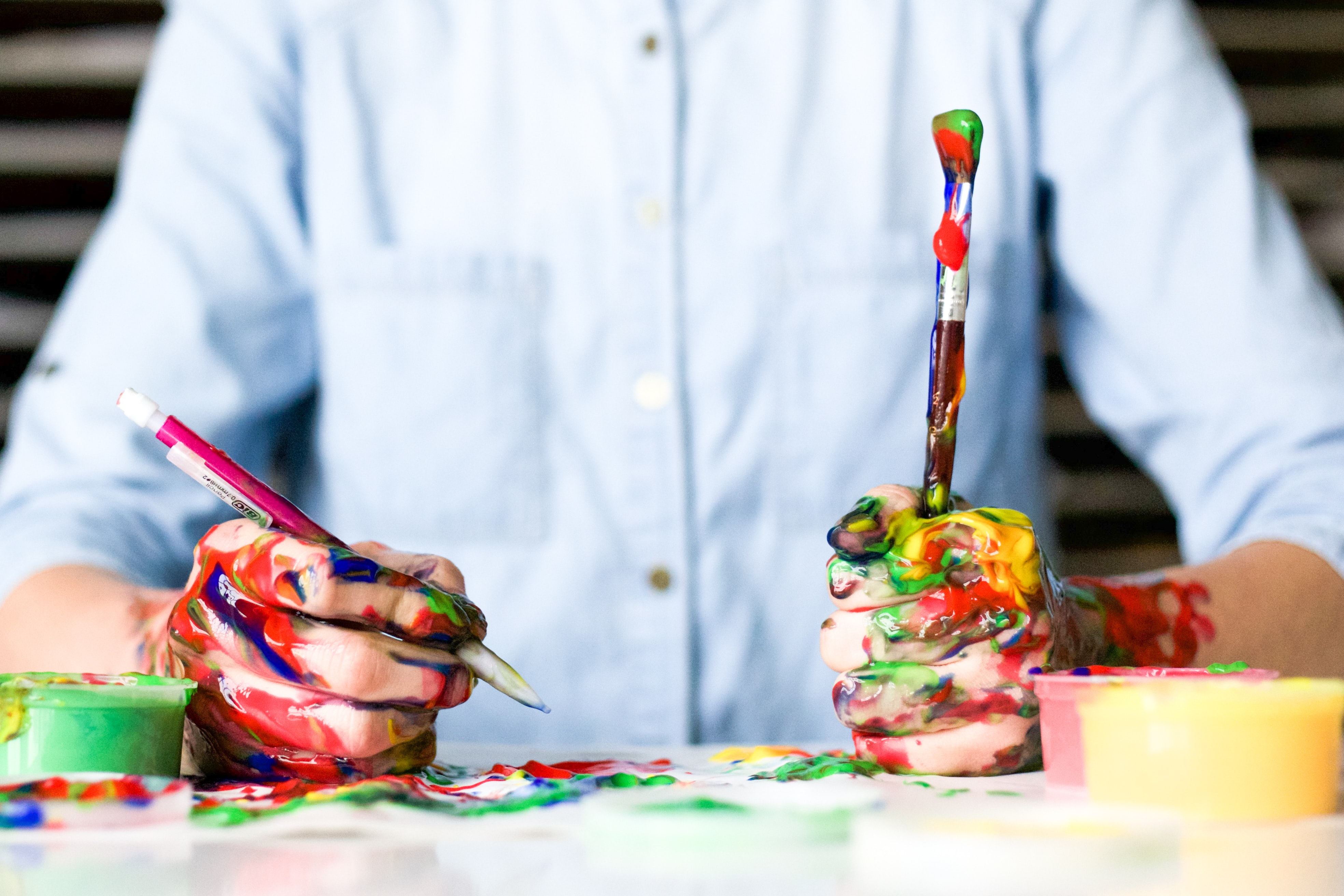 creatividad te hace inteligente